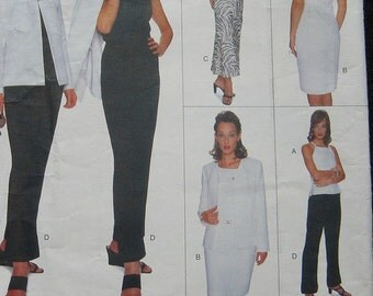 Vogue Five Easy Pieces Pattern 1973