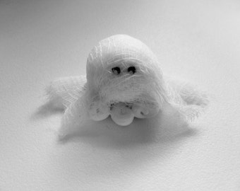 Mini Marble Octopus Ghost