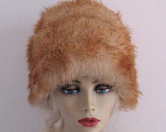 Retro Sheep Skin Hat