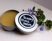 SLEEPYTIME SALVE All Natural Sleep Aid Salve with Essential Oils
