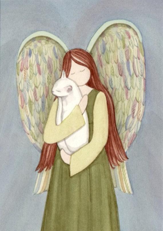 Angel Cat Litter