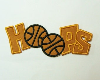 Basketball Sports Embroidered Patch -100183