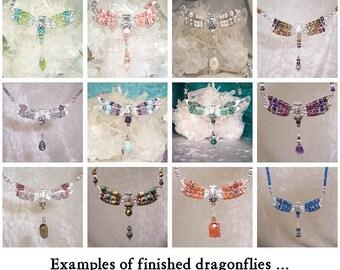 DIY DRAGONFLY - Sea Star Dragonfly Component + Tutorial