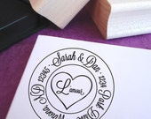 L'amour Customized Address Stamp
