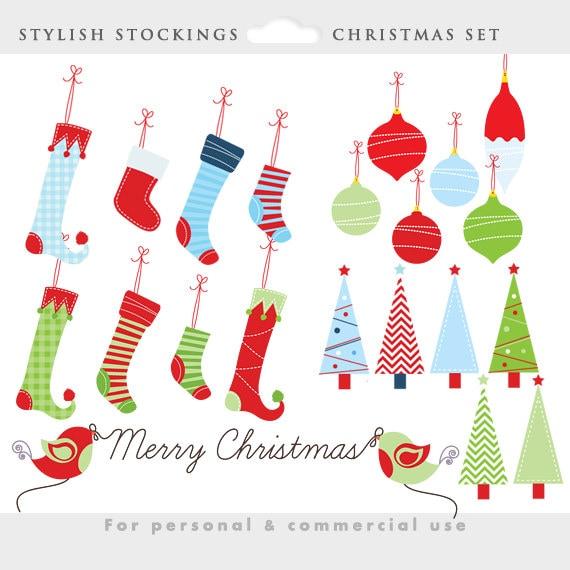 whimsical christmas tree clip art free - photo #49