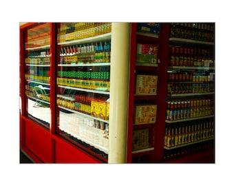 LA in Red: Hot Sauce Shop
