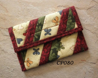 Quilted Coin Purse (CP080)