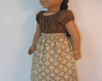 1824-1102 18 Inch Doll Clothing for Josefina Skirt and Camisa