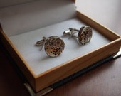 Gift wrap for cufflinks