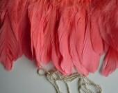 VOGUE GOOSE NAGOIRE  Neon  Flamingo  Pink , Honeysuckle /  447