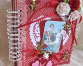 Valentines/Love Smash Book 8x10