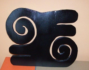 Adinkra Symbol of Bravery and Valor Fathers Day Sale