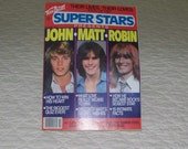 Teen Beats Presents Super Teen Idols  Stars In There October 1981 Issue