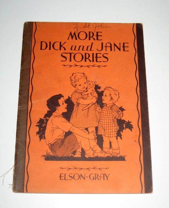 Vintage Fun With Dick and Jane - Home
