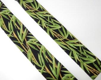 Neck Cooler Bamboo on Black