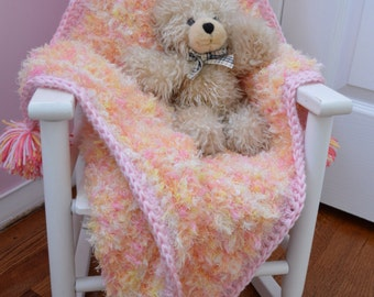 """Baby """"Square Play"""" Blanket"""