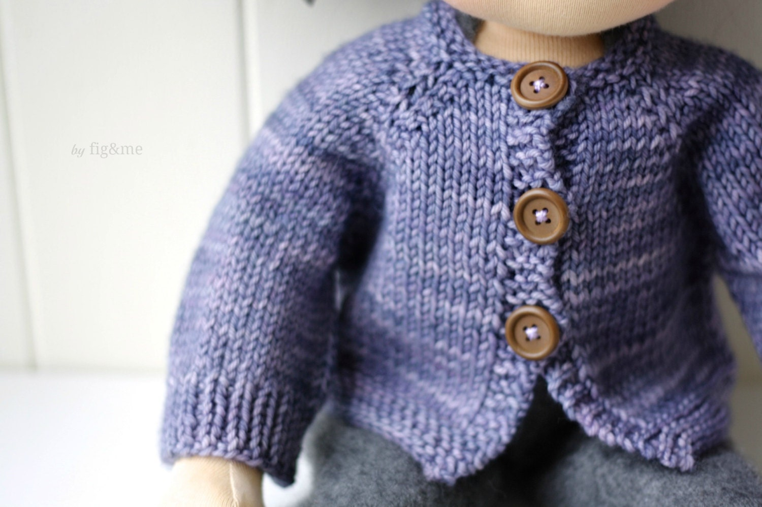Dorable Dolls Cardigan Knitting Pattern Gallery - Sewing Pattern for ...