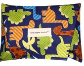 the diaper clutch - dinosaurs