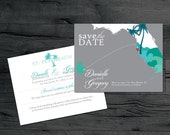 St. Pete Beach Florida – Save the Date – Destination Wedding – Wedding Save the Dates