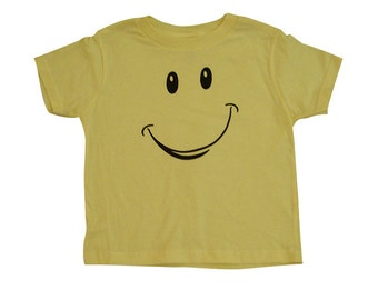 Smileyface T-Shirt - (Youth) XL, Size18-20 featured in Parents Magazine (July 2011 issue)