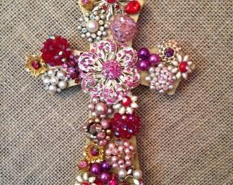 Vintage jewelry cross