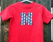 Nebraska Huskers Toddler Shirts - 18 mo, 24 mo, 2T, 3T, & 4T