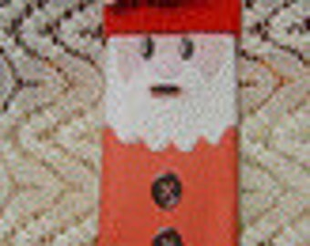 Santa Candy Wrapper Character Bar