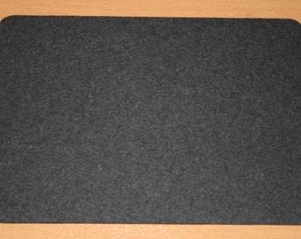 Laptop Desk Pad Desktop Computer Accessories 5mm Thick Merino Wool Felt Desk Blotter Lap Top Mat Cubicle Office Decor