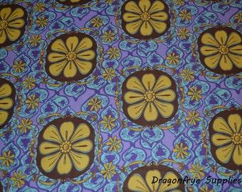 A Yard of Top Drawer's Calipso Fabrics Called Wallflower