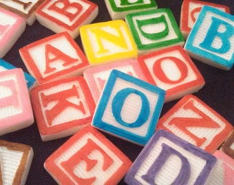 Cake Decorating Sugar Letters : Edible Fondant Four Leaf Clover-Fondant by KandyKoncepts ...