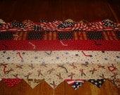 Americana Table Runner, Home Decor, Kitchen Table, Americana, Patriotic, Ofg, Faap, Hafair, Hafca