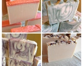 Goat Milk Soap - Many Options