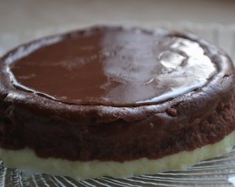Chocolate Cheesecake Soap - Cake Soap - Food Soap - Vegan Bakery Soap - Your Choice