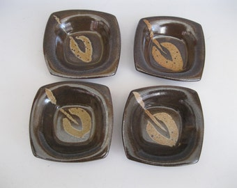 Individual dip dishes