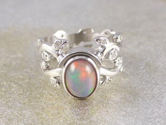 Gold Ring Opal Matching Items