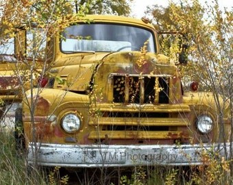 old truck photography, old truck, vintage truck, fine art photography, rusty truck, automotive art