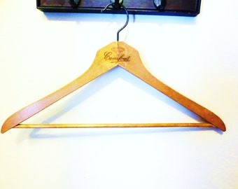 Vintage Wooden Hanger-Comfort - made in Sweden