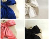Wedding Clutches - Wedding Purses - Bridesmaid Gift - Set of 4 Wedding Clutches - Mari Clutch
