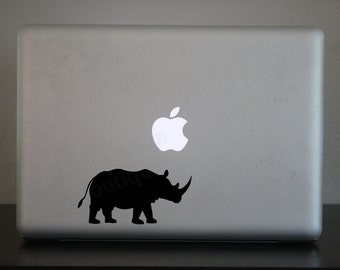 Rhino Vinyl Decal