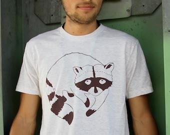 Raccoon Tee - Mens