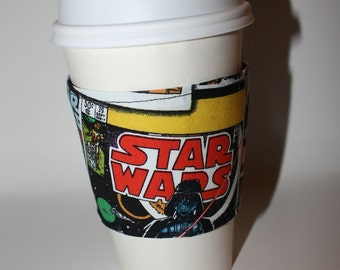 Star Wars Coffee Sleeve cozy