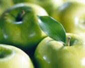 1 oz Green Apple  Fragrance Oil in amber glass bottle