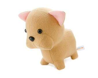 Plush Toy - Jacque the French Bulldog