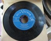 45's, Vintage Music Records, RCA Victor, Twilight Rhapsody, Very Good Advice, Ralph Flanagan