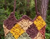 Crochet Pattern PDF – Patchwork Bag – PA-214