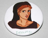 Greek Goddess - Demeter - Mythology Badge