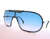 RARE  903 CAZAL Sunglasses 1980s Western Germany n.o.s. model 903 col 325