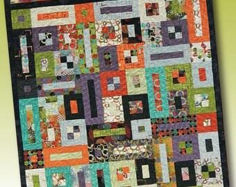 PDF- EVERYTHING ZEN quilt pattern