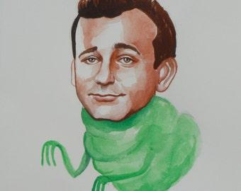 Bill Murray as slimer