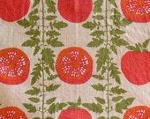 Vintage Tea Towel, Vera, Tomatos
